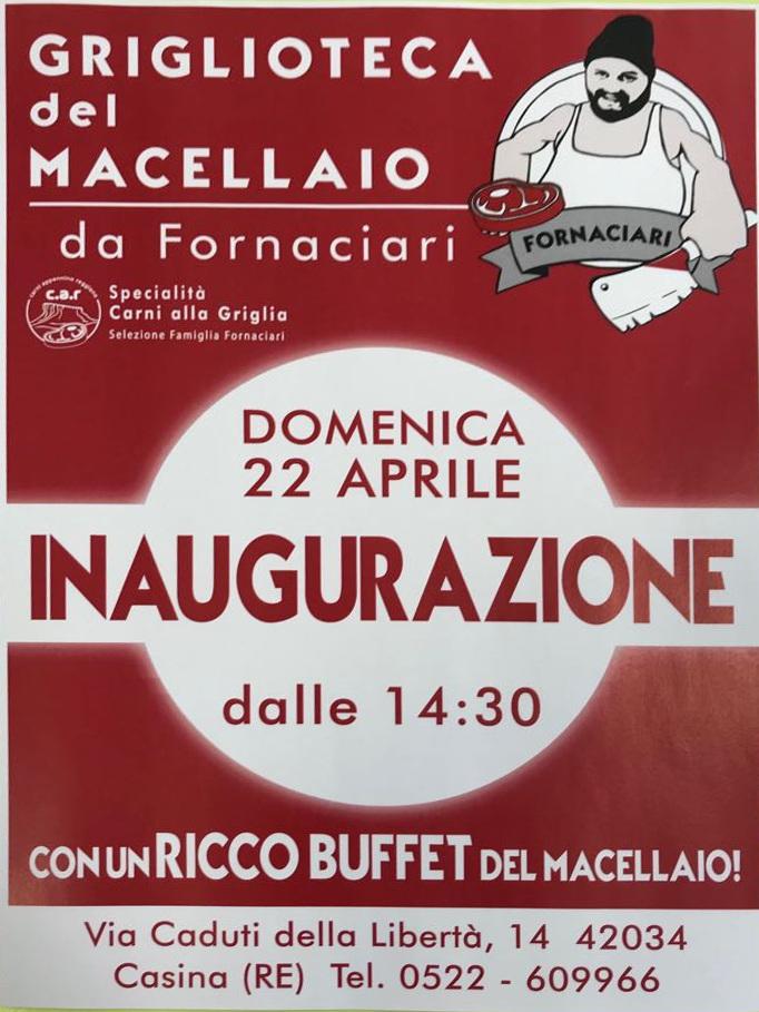 Inaugurazione Griglioteca